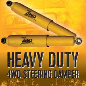 Steering Dampers