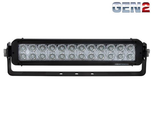 24 LED Gen2 Dual Bar Driving Light