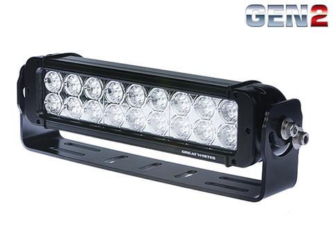 18 LED Gen2 Dual Bar Driving Light