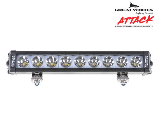 9 LED Attack Bar Driving Light