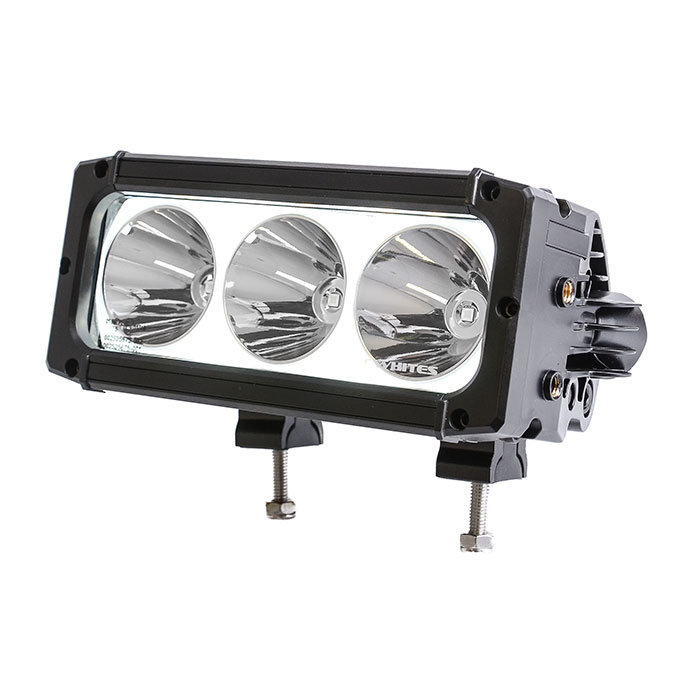 3 LED Long Distance Driving Light with Halo