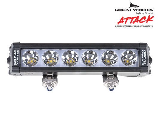 6 LED Attack Bar Driving Light