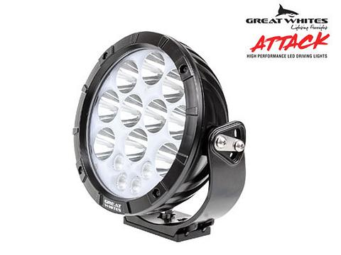 220mm Attack Round Driving Light