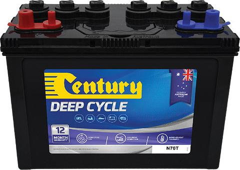 Century Deep Cycle Flooded N70T
