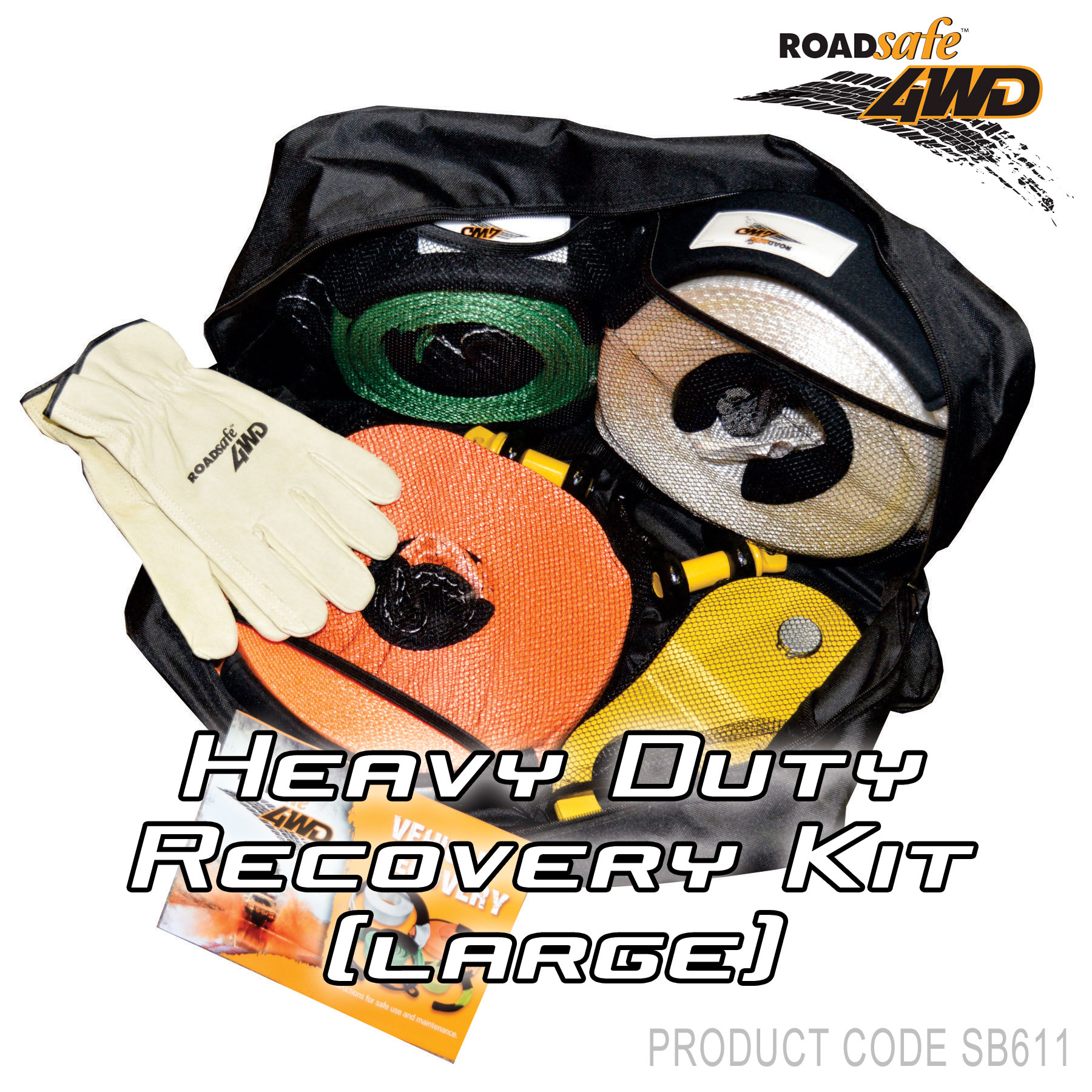 Recovery Kit Heavy Duty (Large)